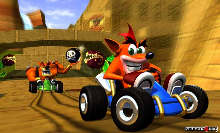 Crash Team Racing Brought the Family Together