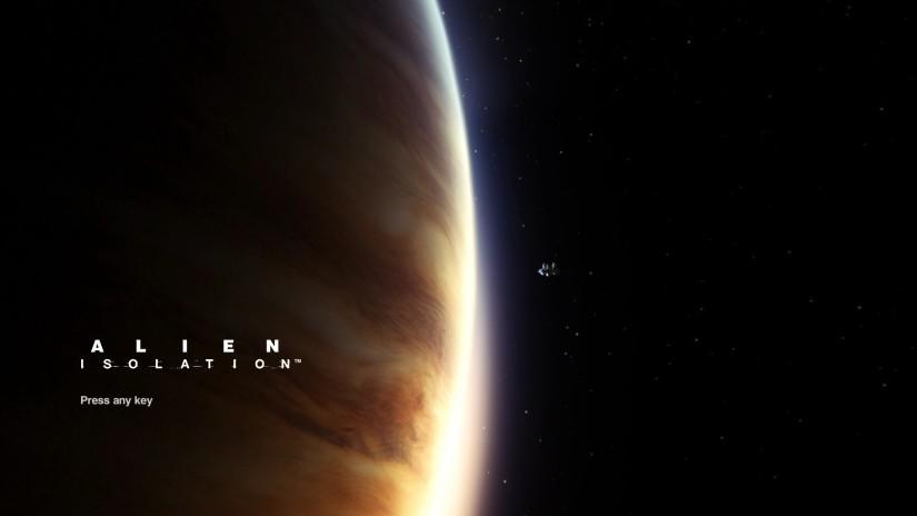 Alien Isolation: The Wonders ofLighting