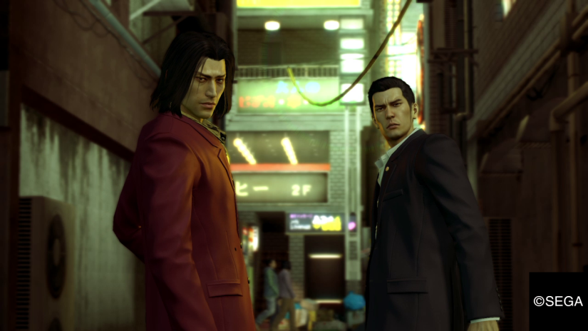 Yakuza 0 and the Omnipresent Dialogue