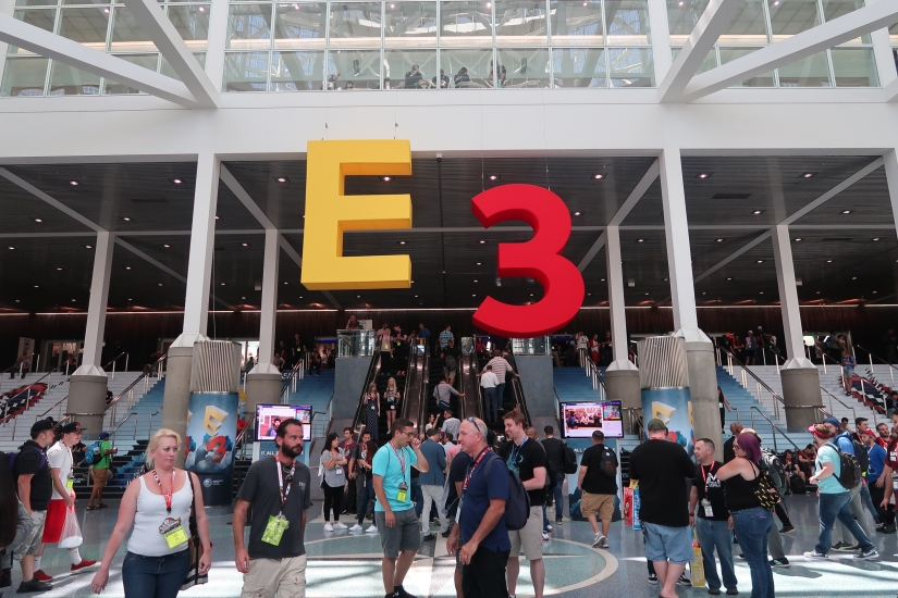 My First E3Experience