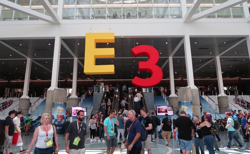 My First E3 Experience