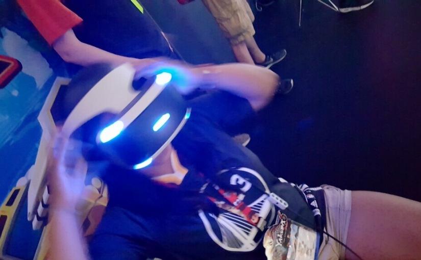 Virtual Reality and theGamer