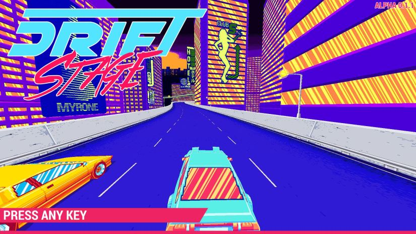 REVIEW: Drift Stage