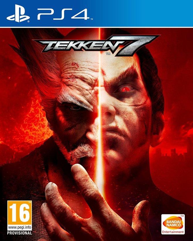 Tekken 7 - Cover