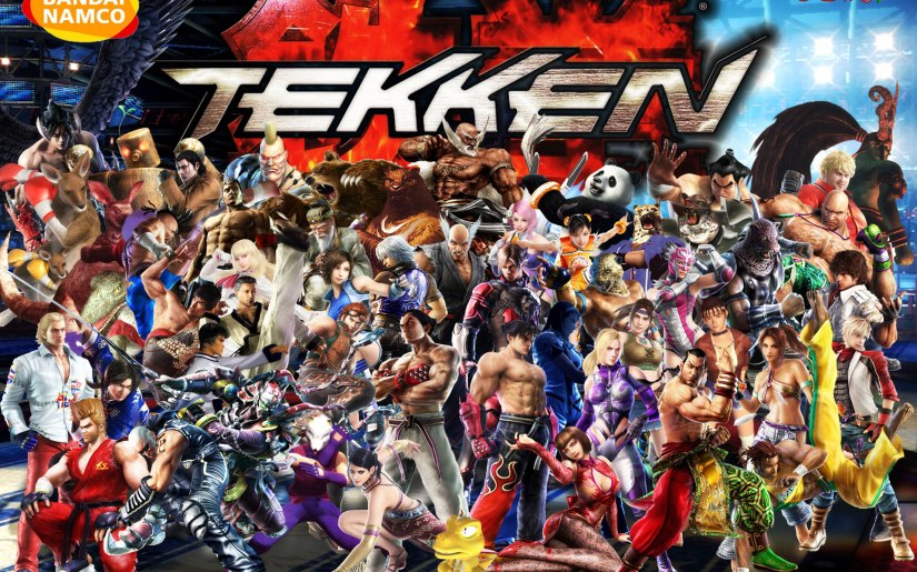 Top 5 Tekken Games