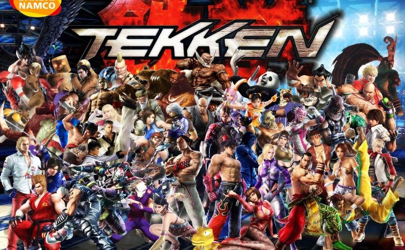 Top 5 TekkenGames