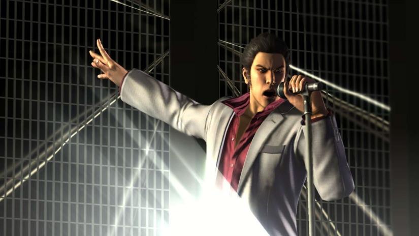 Yakuza Minigames #1 –Karaoke