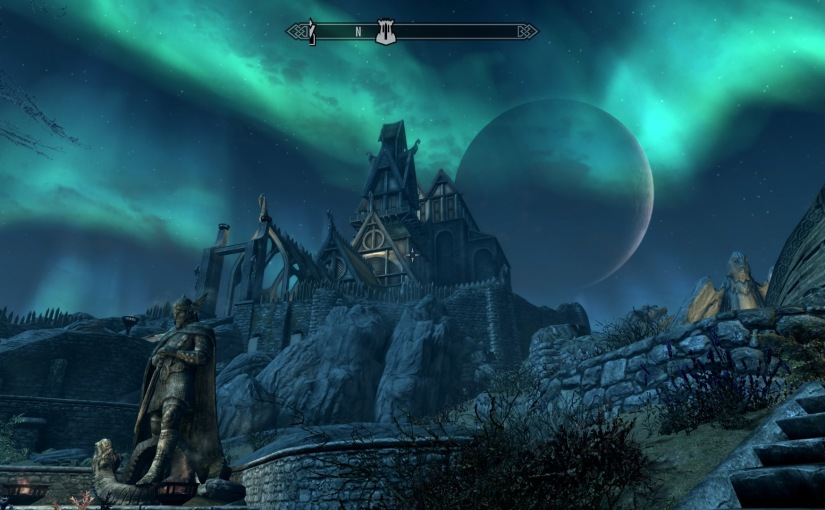 Skyrim Diaries #2: Aurora and the Greybeards