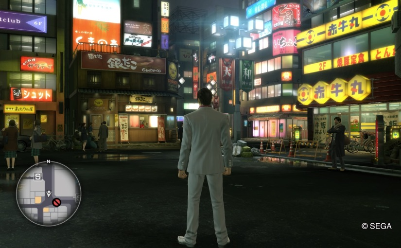 Sega's Yakuza Series Shows No Signs of Stopping