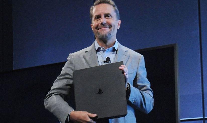 The Roundup: PlayStation's Andrew House Steps Down and Wolfenstein II's#NoMoreNazi