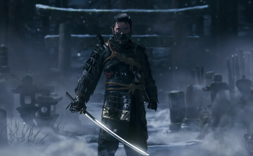 Paris Games Week 2017: Ghost of Tsushima