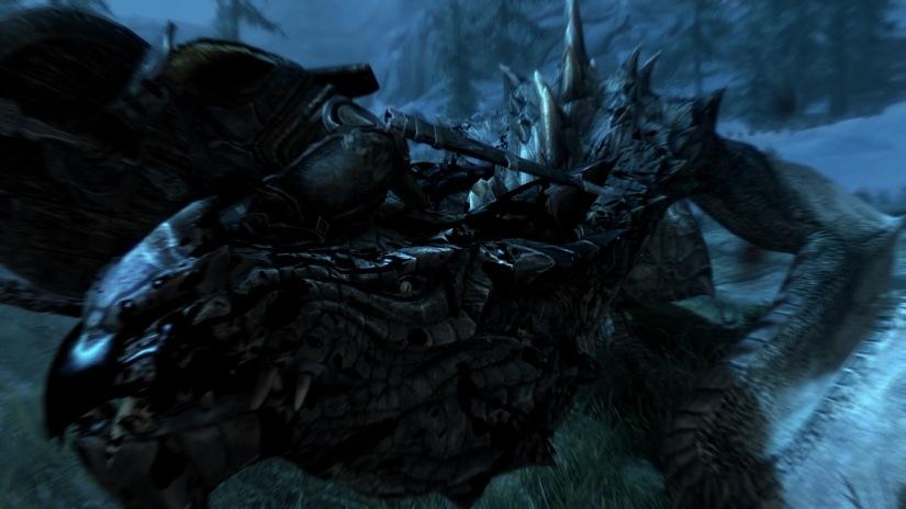 Skyrim Diaries #4: Conquering the Dragons and ArgonianDiscrimination
