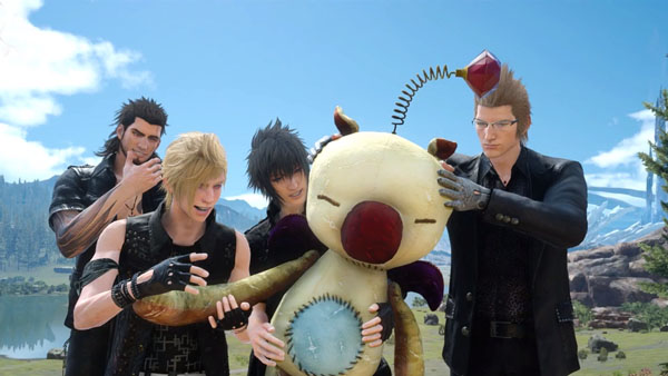Final Fantasy XV Updates:  Too Little Too Late