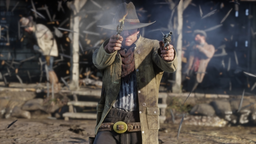 The Roundup: Official Red Dead Redemption 2 Date, Monster Hunter Madness, & Other Releases