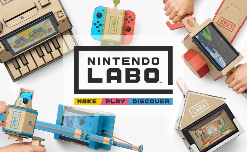The Importance of Nintendo Labo