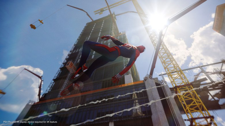 Spider-Man_PS4_PGW_Sun