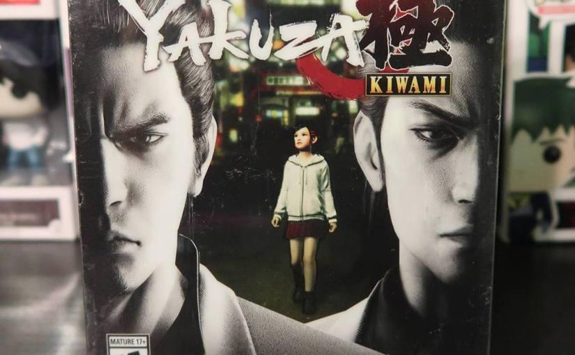 Yakuza Kiwami – Steelbook EditionGiveaway!